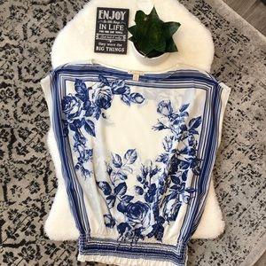 3/$25💫Twenty-One Floral Blouse- size L